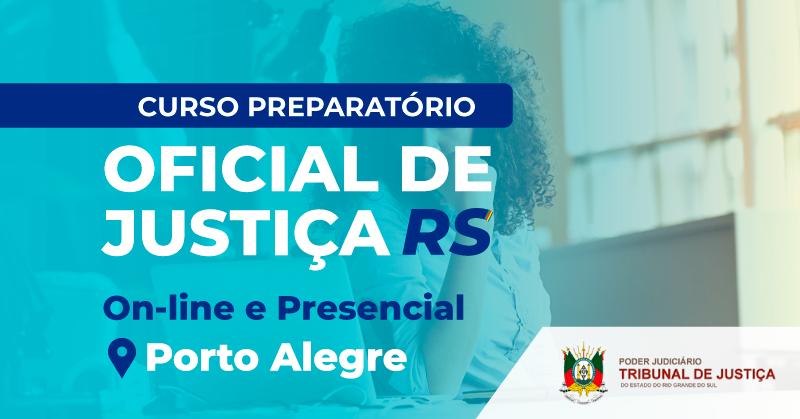 Curso Preparatório para Oficial de Justiça - Edição 2019