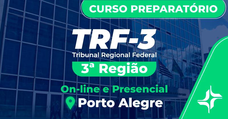 Curso Preparatório para TRF 3ª Região - Analista Judiciário - Edição 2019